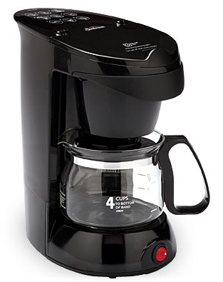 How To Use Jerdon Coffee Maker : Central Hospitality Supply Corp. - Coffee Makers / Clock Radios / Hair Dryers